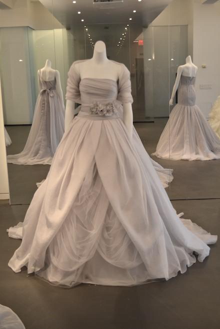Used Vera Wang Wedding Dresses 24 Simple WHITE by Vera Wang