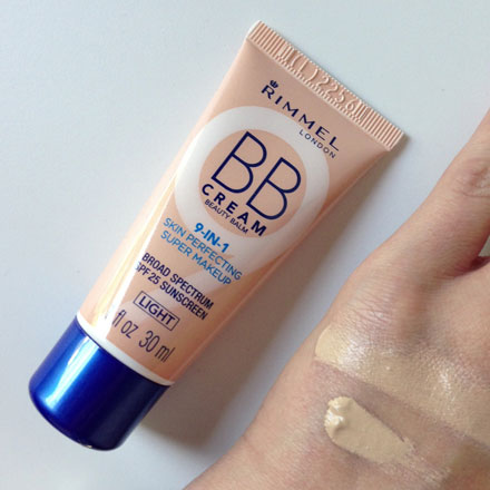 4b267539050 60 Second Beauty: Rimmel London BB Cream - The Budget Babe ...