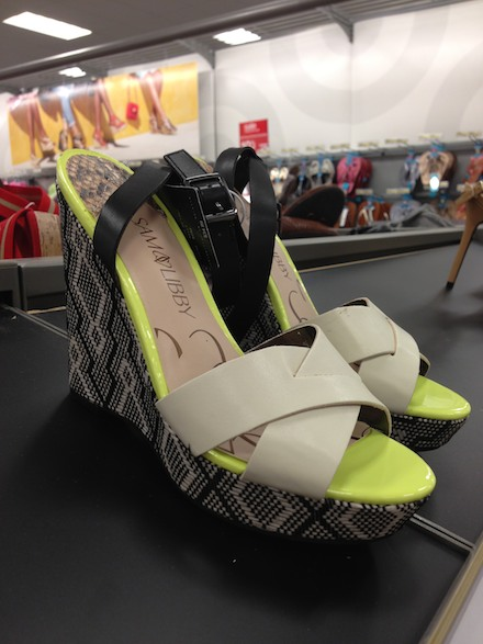 Off The Rack Sam Amp Libby Shoes Launch At Target The