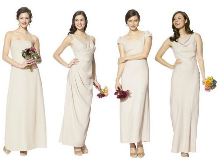 Target S Affordable Wedding Gown Collection