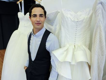 Zac Posen for David's Bridal