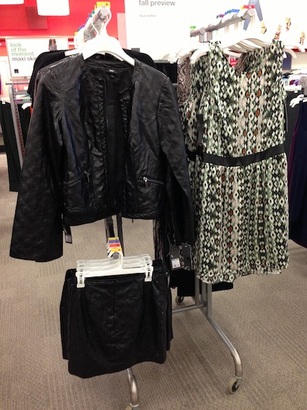 What's new at Target for fall