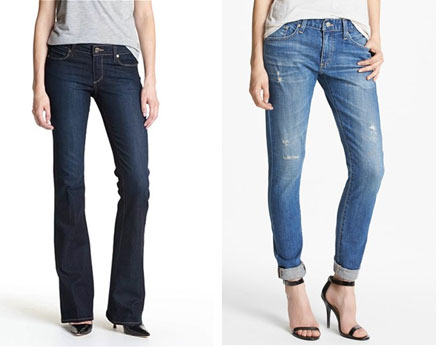 Finding the perfect pair of jeans