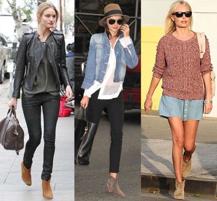"Celebs love... Isabel Marant ""Dicker"" boots"