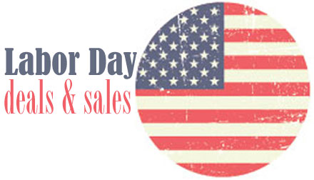 Labor Day Deals and Sales