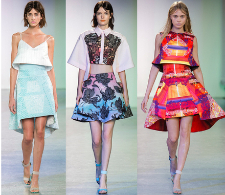 Runway to Real Way: Peter Pilotto Spring 2014 Ready-to-Wear