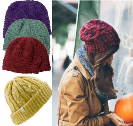 Beanie trends for fall