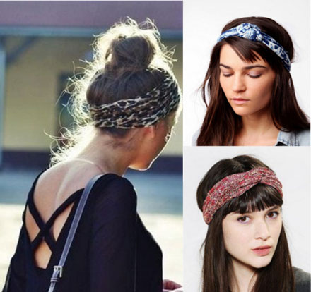 Headbands for get-out-the-door-quick hair