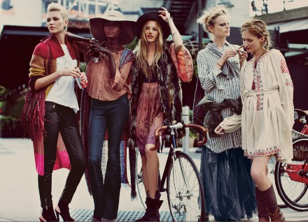 Free People September Lookbook / TheBudgetBabe.com