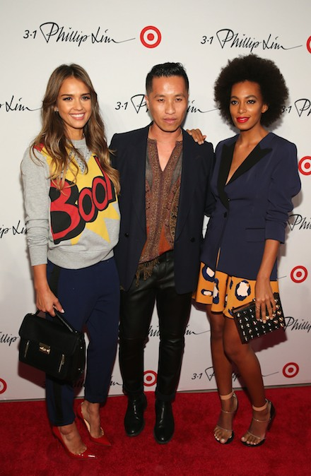 Phillip Lim x Target preview party looks