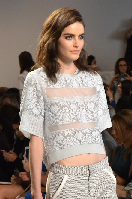 Rebecca Taylor Spring 2014 Runway Show