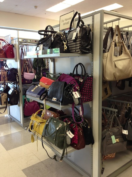 Tons of Rebecca Minkoff at T.J.Maxx!