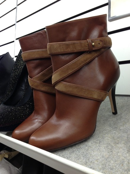 Fall shoes at T.J.Maxx