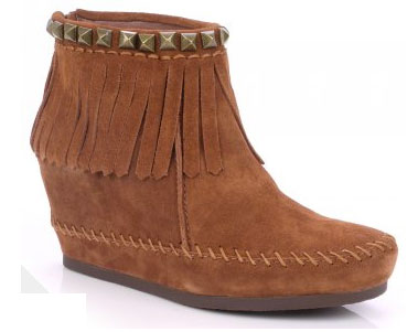 Ash Moccasin Boots