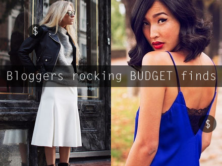 See fashion bloggers rocking fashion finds under $50!