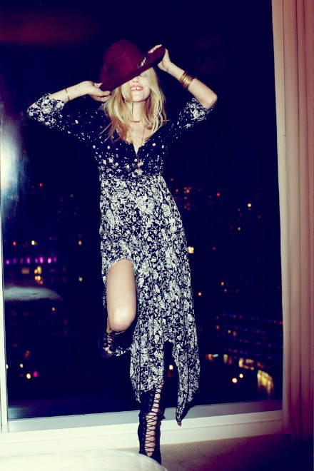 Free People October Look Book