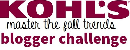 Kohls master the fall trend challenge