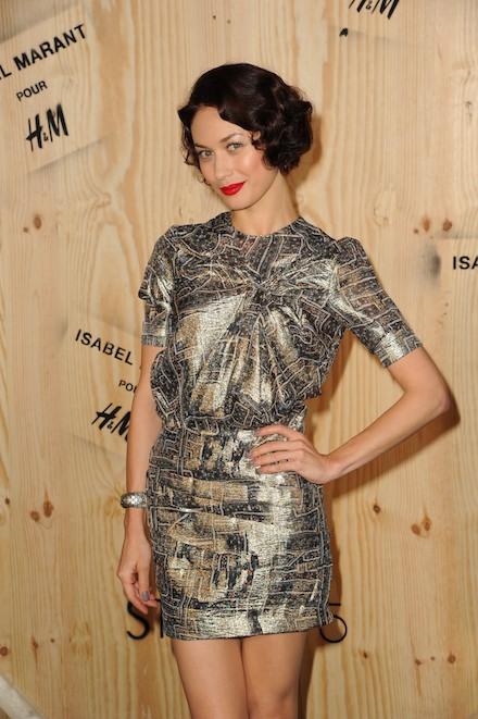 9dc0878b6c Isabel Marant Pour H&M Event Launch in Paris [Photos] - The Budget ...