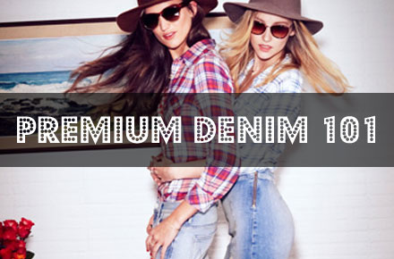 TBB's Denim Guide: Premium Denim