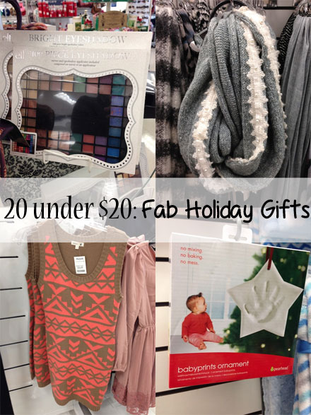 20 under $20: Fab Holiday Gifts