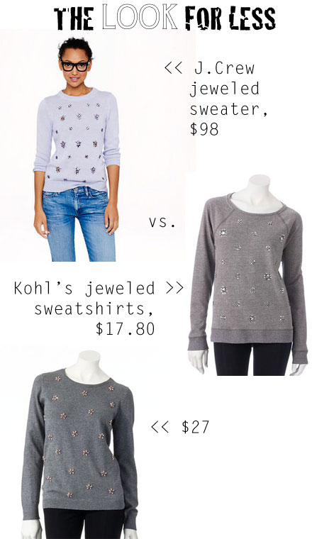 J.Crew looks for less at Kohl's
