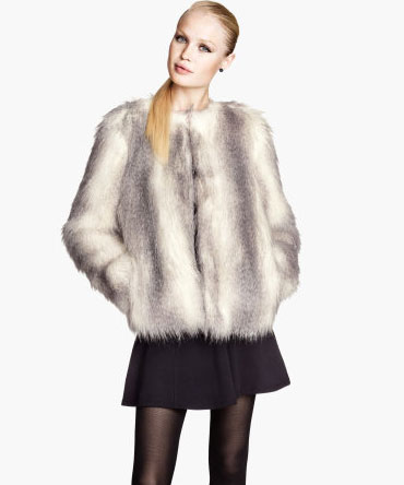10 Fabulous Fur Coats Under $100 From H&M - The Budget Babe ...