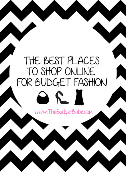 Online Shopping On A Budget