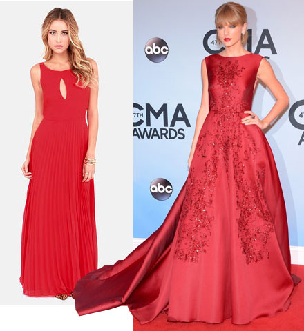 Taylor Swift at the CMAs