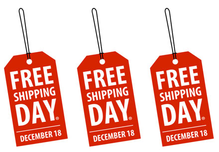 Free Shipping Day Fashion Deals