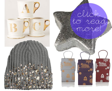Gift ideas on Westfield Style