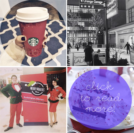 Westfield Style Blog: 10 Reasons to do your holiday shopping in person