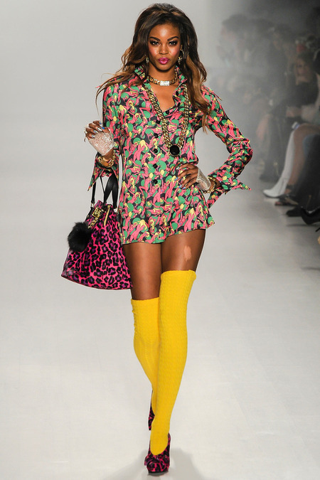 Betsey Johnson Fall 2014 Runway Show