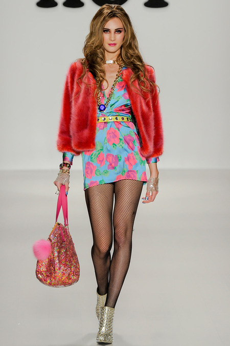 Betsey Johnson Fall 2014 Runway Review