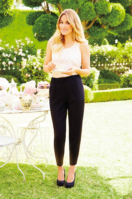Lc Lauren Conrad For Kohl S Spring 2014 Lookbook The