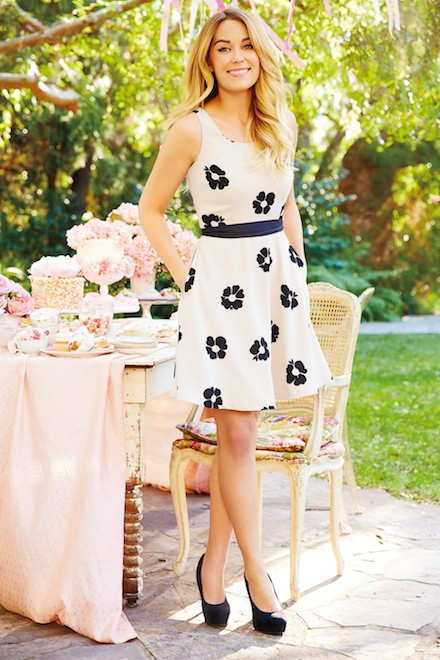The LC Lauren Conrad For Kohls Spring 2014 Collection Is