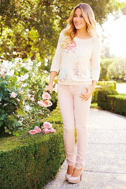 Lauren Conrad's Spring 2014 fashion collection for Kohl's / TheBudgetBabe.com