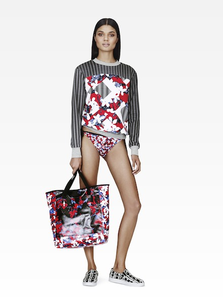 Peter Pilotto for Target Look Book photos
