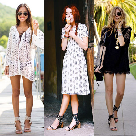 Fashion bloggers love Isabel Marant Carol sandals