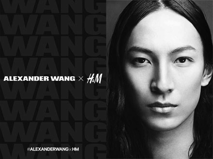 Alexander Wang announced as H&M's next designer collaboration