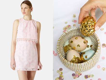 BB's Weekly Link Round: Easter Outfit Ideas, Sequin Easter Eggs and More