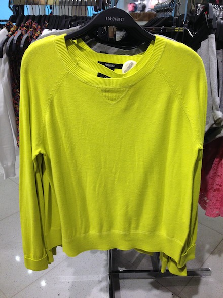 What's new at Forever 21