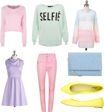 Pastel Pieces Under $50 for Spring