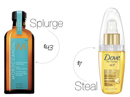 Moroccan Oil for less!