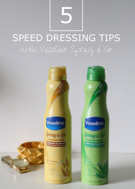 5 Speed Dressing Tips to Get You Out the Door Faster