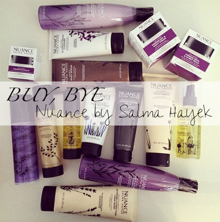 Beauty Review: Nuance by Salma Hayek