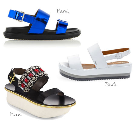 Sporty Sandals for Spring