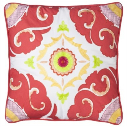 Target Threshold decorative pillow