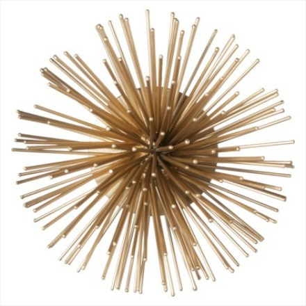 Target Threshold brass urchin
