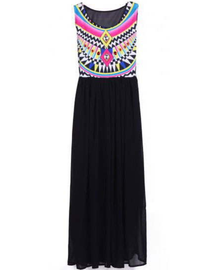 Mara Hoffman inspired maxi dress