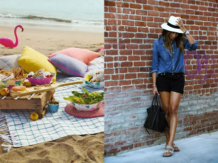 Weekly links: PoppyTalk for Target, Pretty Panama Hat Looks and More